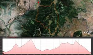 Taos Mora Angel Fire Elevation