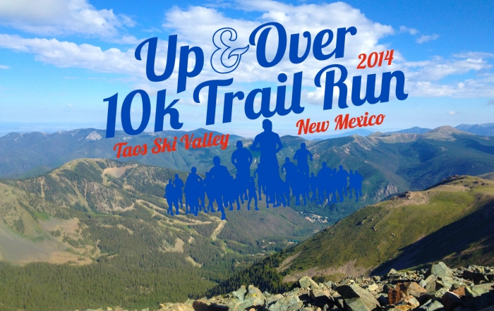Taos Ski Valley Up & Over 10k Trail Run