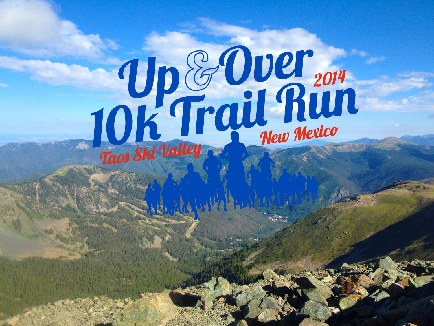 Taos Ski Valley Trail Run