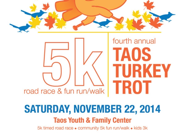 Taos Turkey Trot Returns!