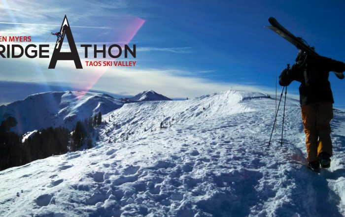 The Ridge-A-Thon is Live!