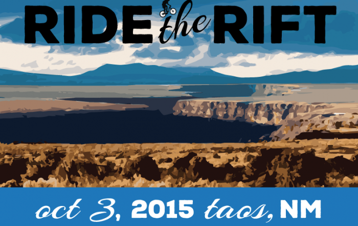 Ride the Rift on October 3